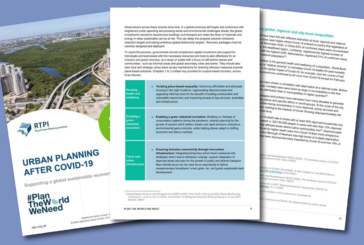 Local authorities must be empowered to plan for a low carbon future, says RTPI