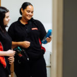 Tower Hamlets' Tanisha Mckay forges the way for women in maintenance